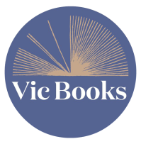 Vicbooks logo