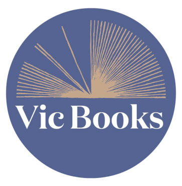 Vicbooks logo