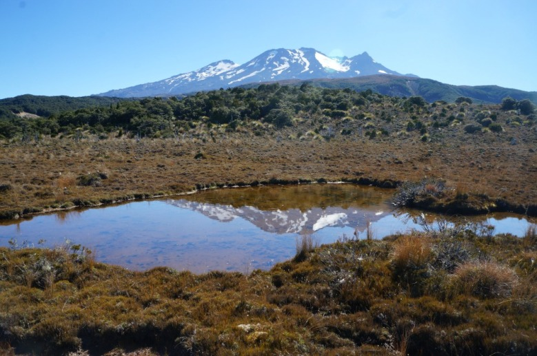 Ruapehu reflected low-res